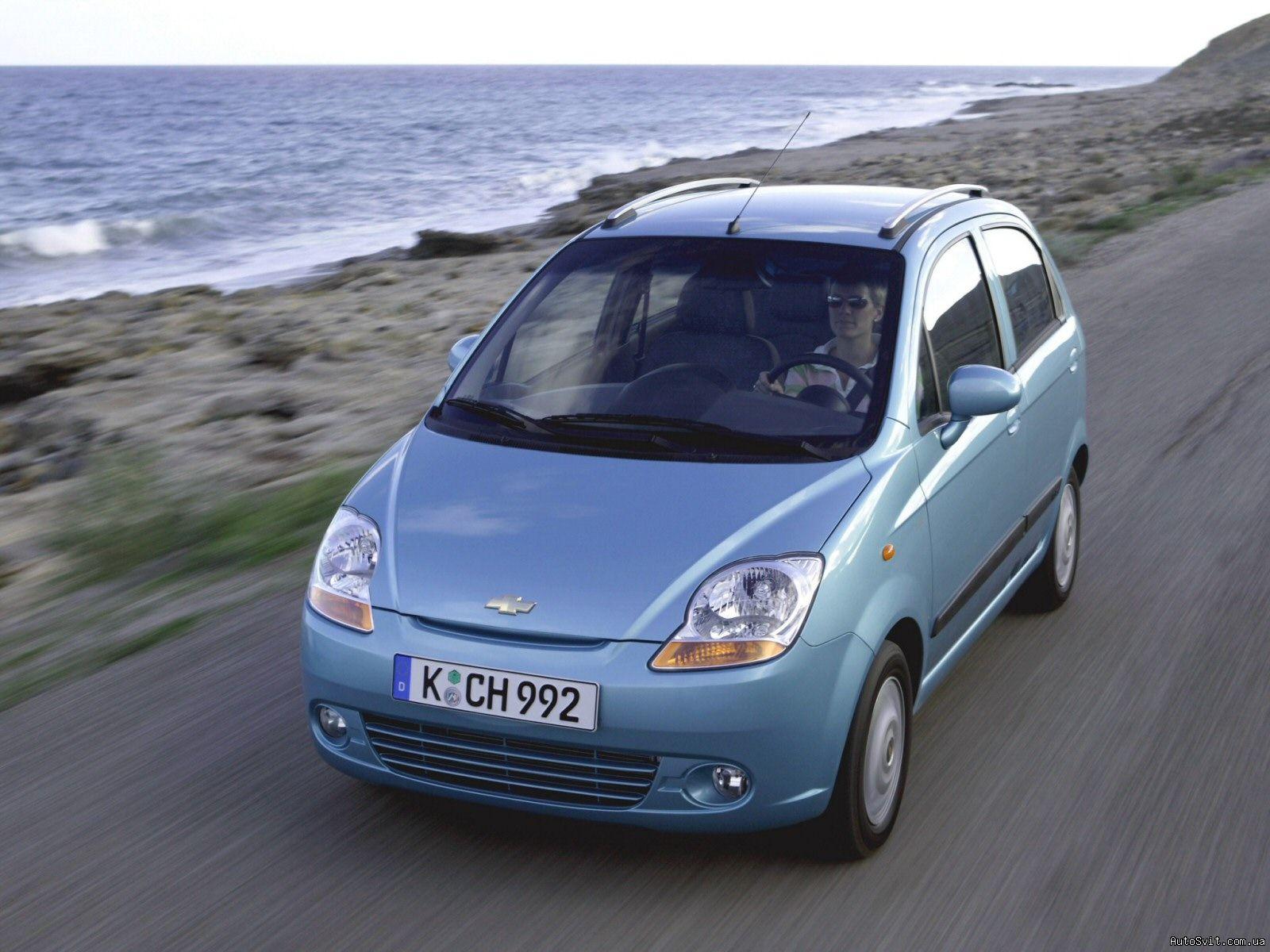 Chevrolet Spark 2005 foto - 4