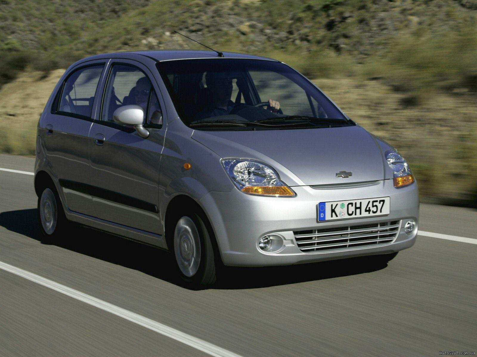 Chevrolet Spark 2009 foto - 4