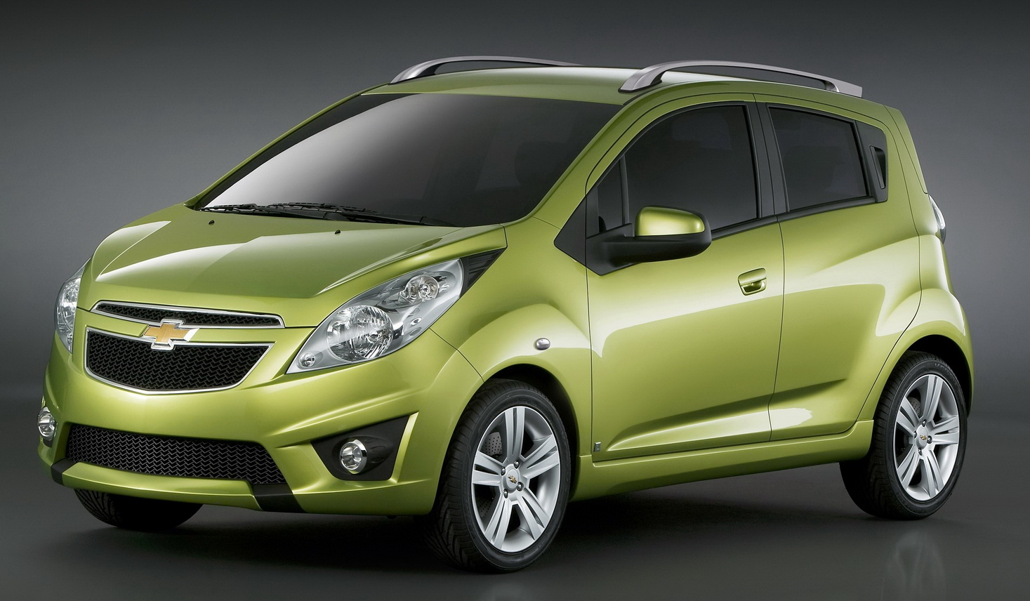 Chevrolet Spark 2011 foto - 3