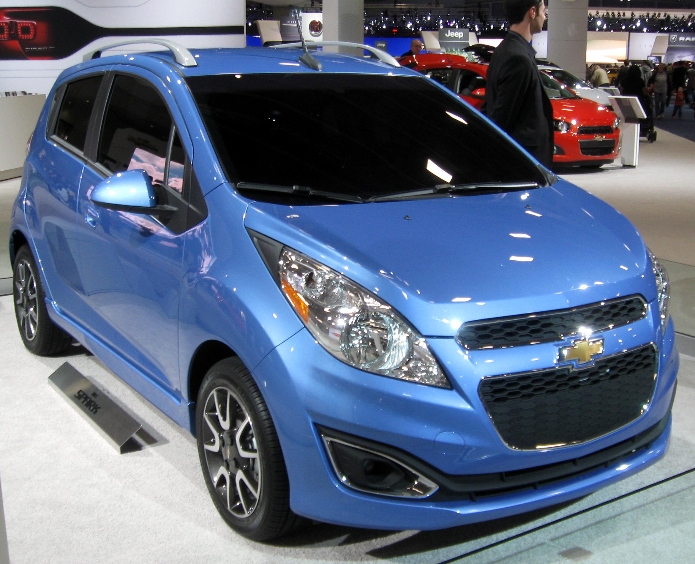 Chevrolet Spark 2013 foto - 1