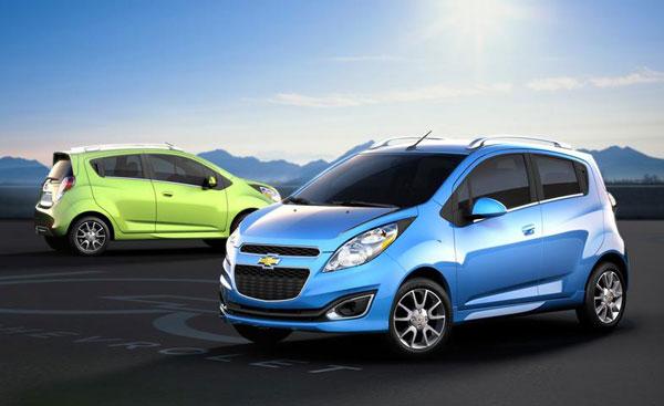 Chevrolet Spark 2013 foto - 3