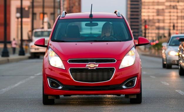 Chevrolet Spark 2014 foto - 3