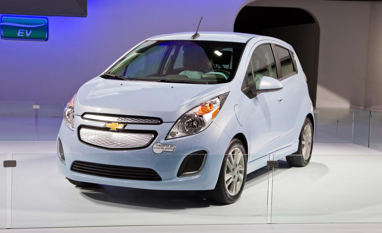 Chevrolet Spark 2014 foto - 5