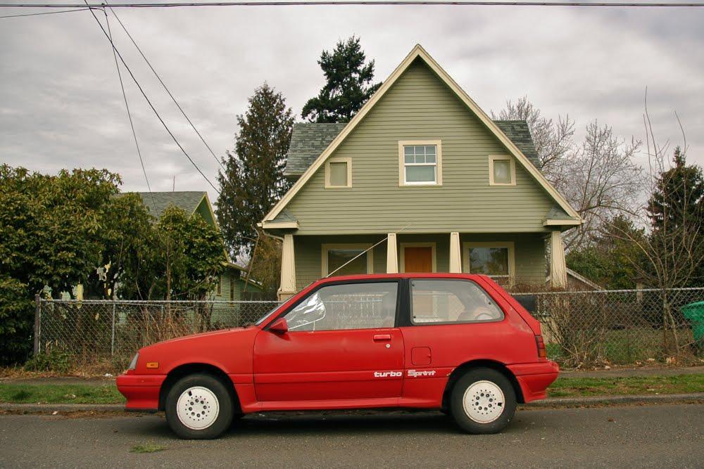 Chevrolet Sprint 1987 foto - 2