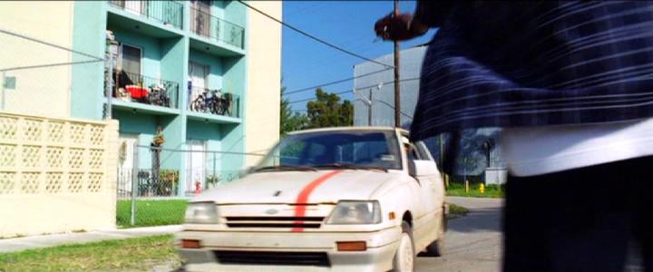 Chevrolet Sprint 1988 foto - 4
