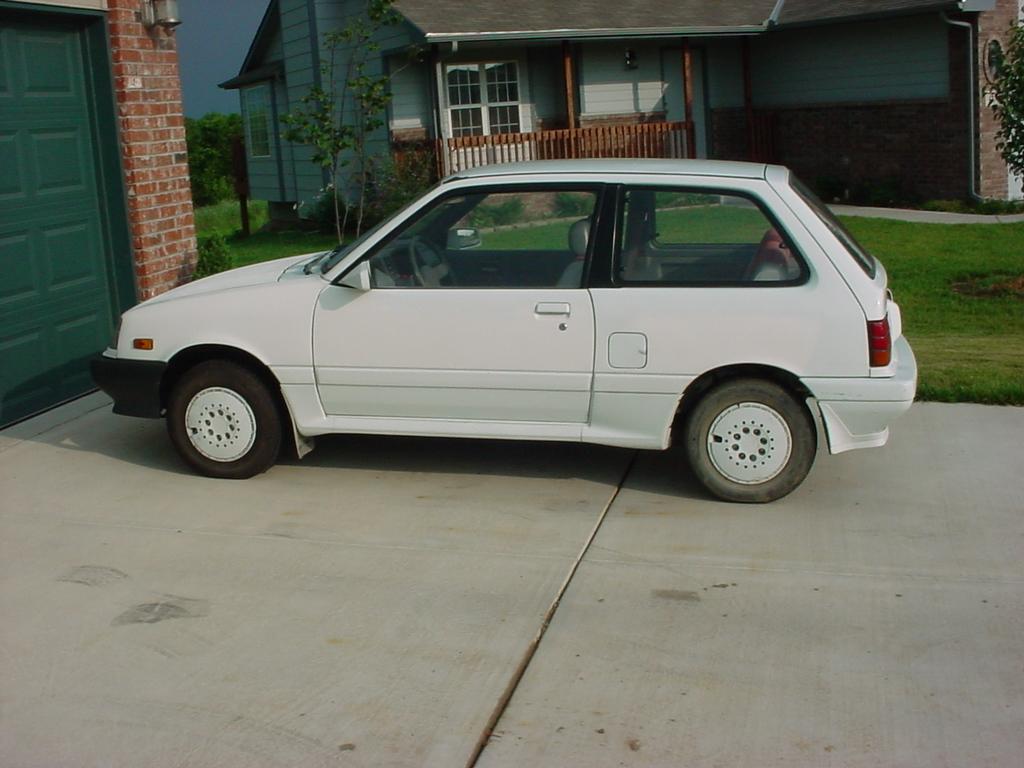Chevrolet Sprint 1991 foto - 2