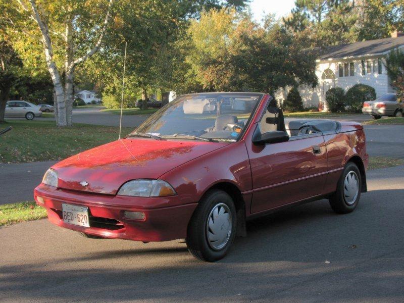 Chevrolet Sprint 1991 foto - 4
