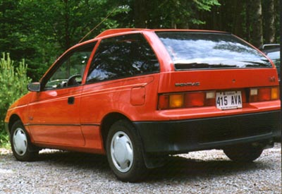 Chevrolet Sprint 1991 foto - 5