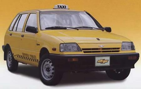 Chevrolet Sprint 1994 foto - 1