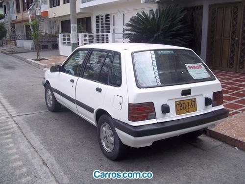 Chevrolet Sprint 1994 foto - 5