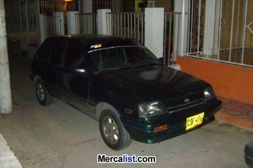 Chevrolet Sprint 1998 foto - 3