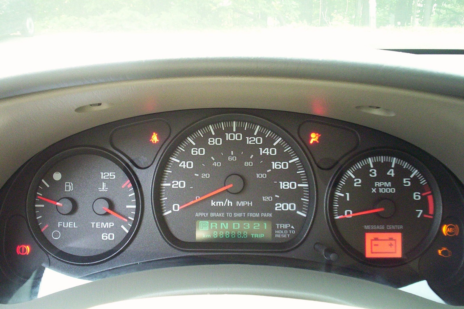 Chevrolet Sprint 2005 foto - 4