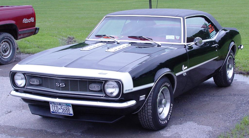Chevrolet Ss 1968 foto - 1