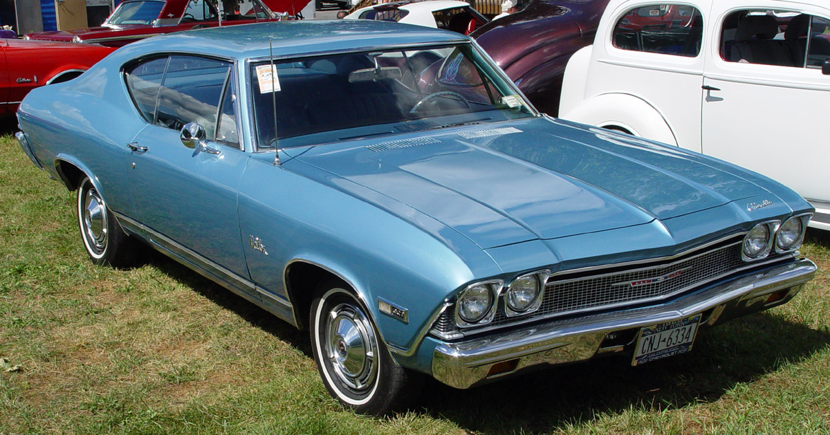 Chevrolet Ss 1968 foto - 5