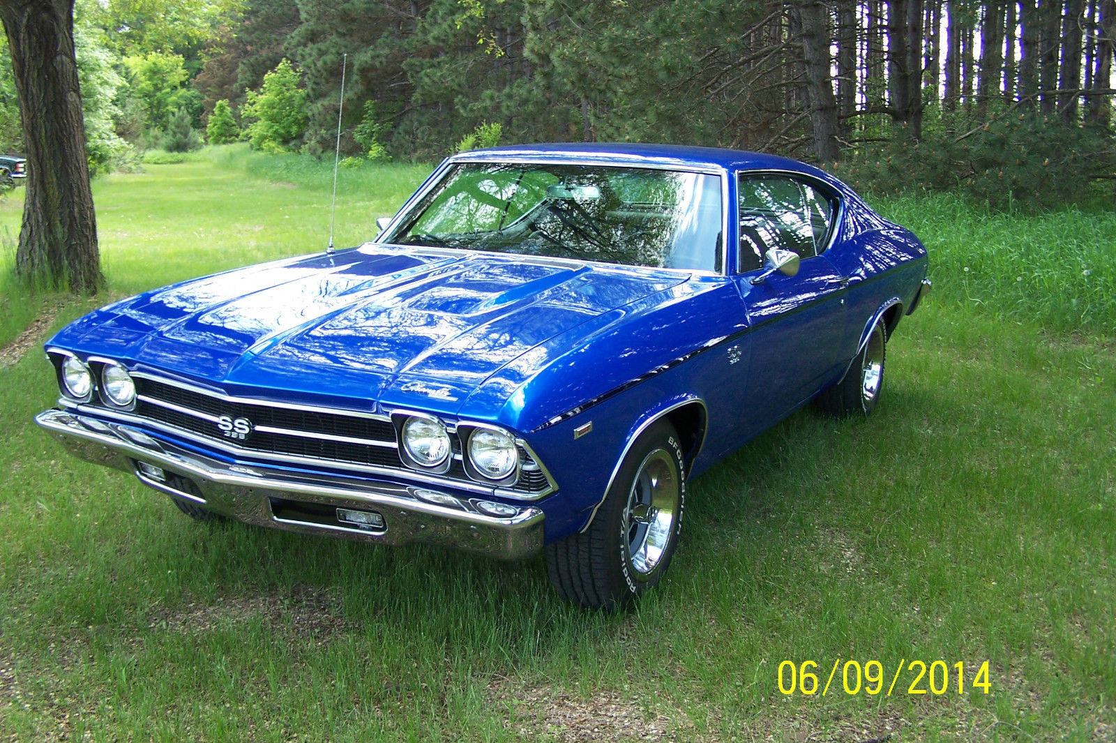 Chevrolet Ss 1969 foto - 3
