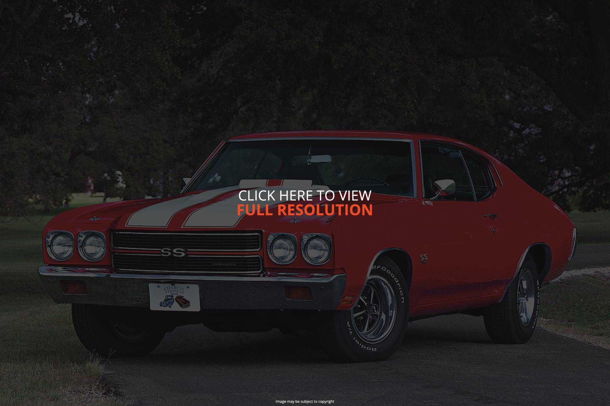 Chevrolet Ss 1971 foto - 5