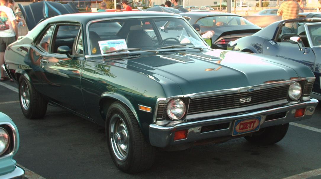 Chevrolet Ss 1972 foto - 4