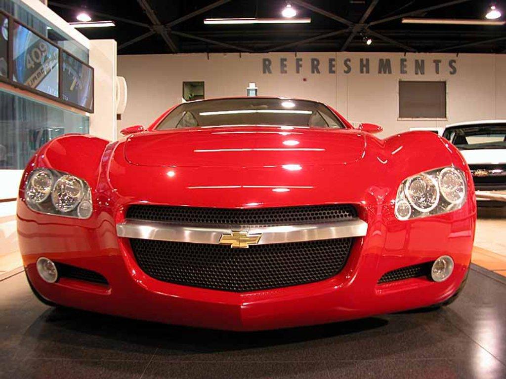Chevrolet Ss 2003 foto - 1