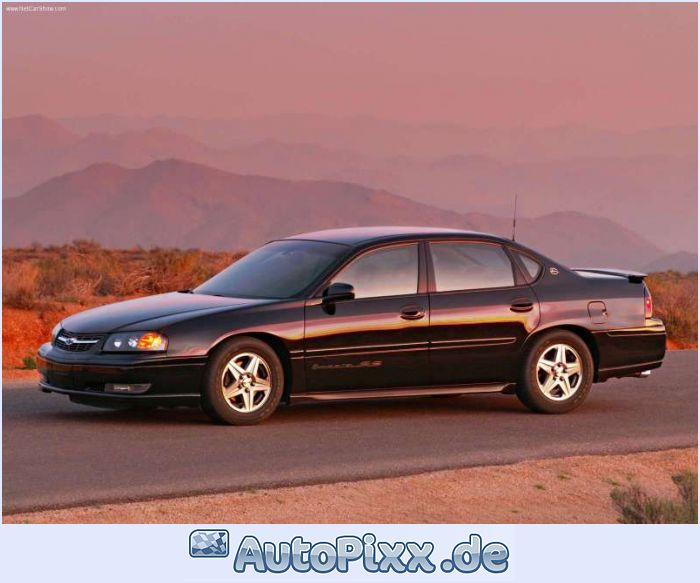 Chevrolet Ss 2004 foto - 5