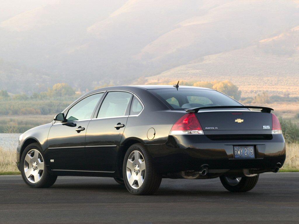 Chevrolet Ss 2006 foto - 1
