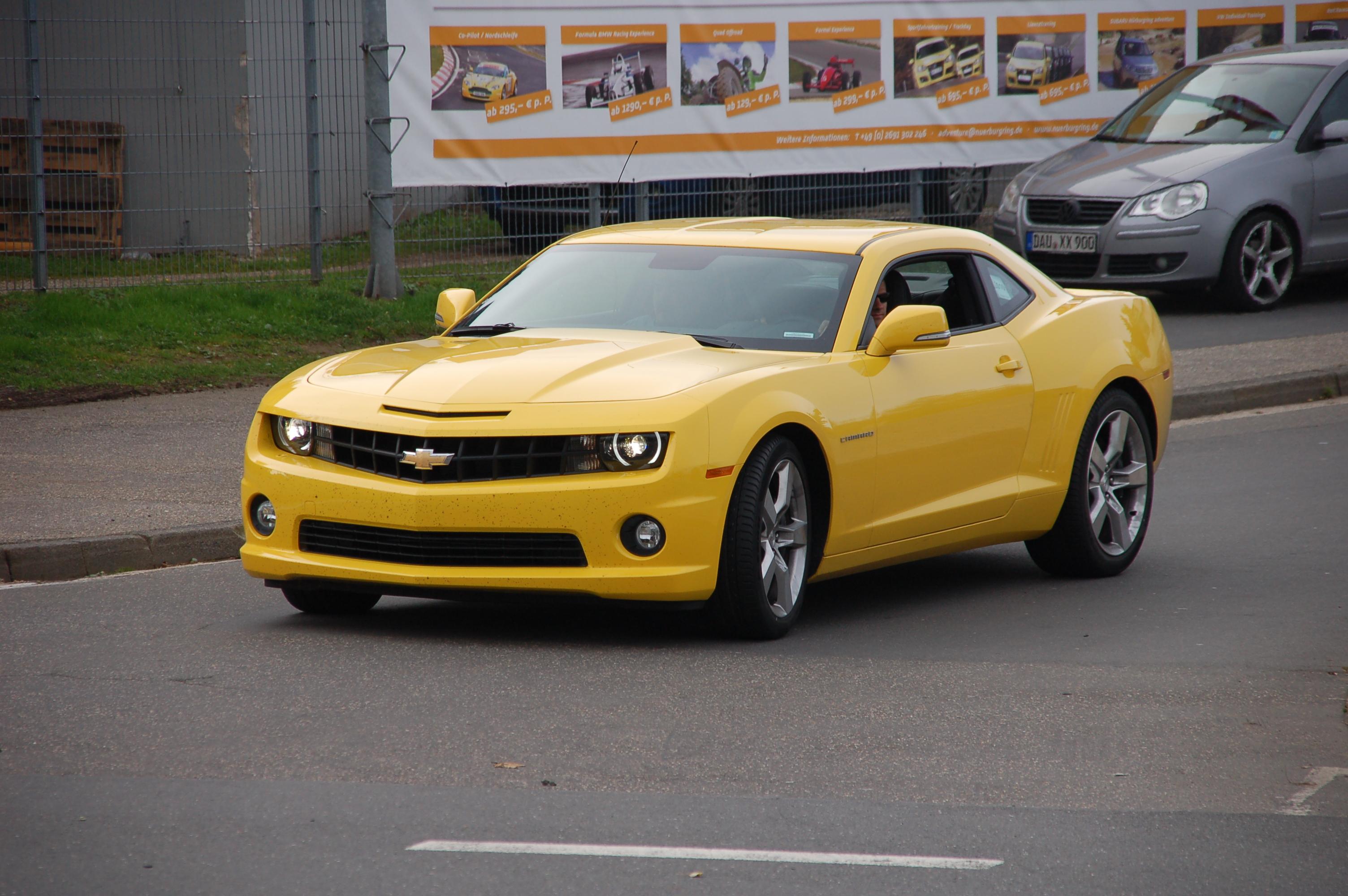 Chevrolet Ss 2012 foto - 2