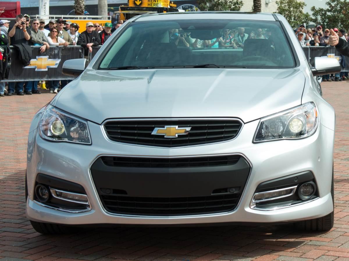 Chevrolet Ss 2014 foto - 3