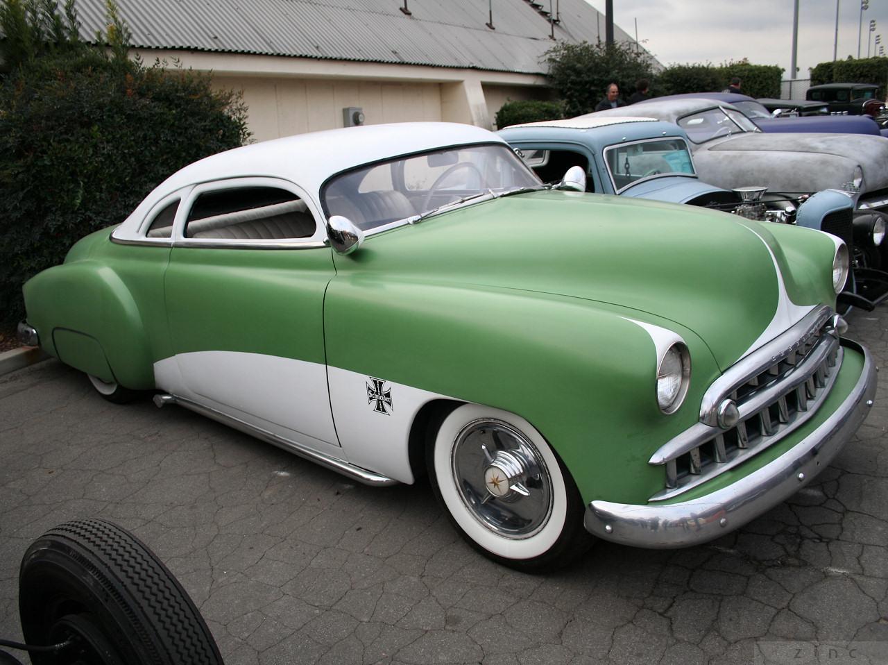 Chevrolet Styleline 1950 foto - 3