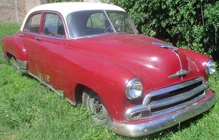 Chevrolet Styleline 1951 foto - 3
