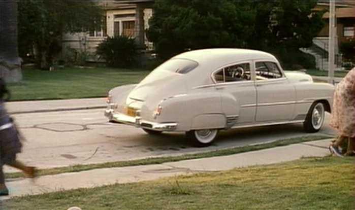 Chevrolet Styleline 1951 foto - 4