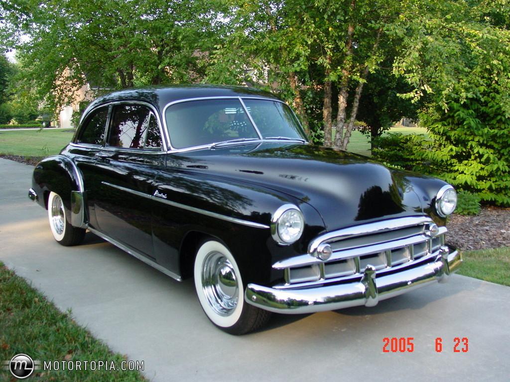 Chevrolet Styleline 1951 foto - 5