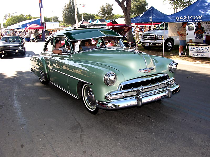 Chevrolet Styleline 1952 foto - 3