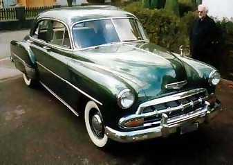 Chevrolet Styleline 1952 foto - 4