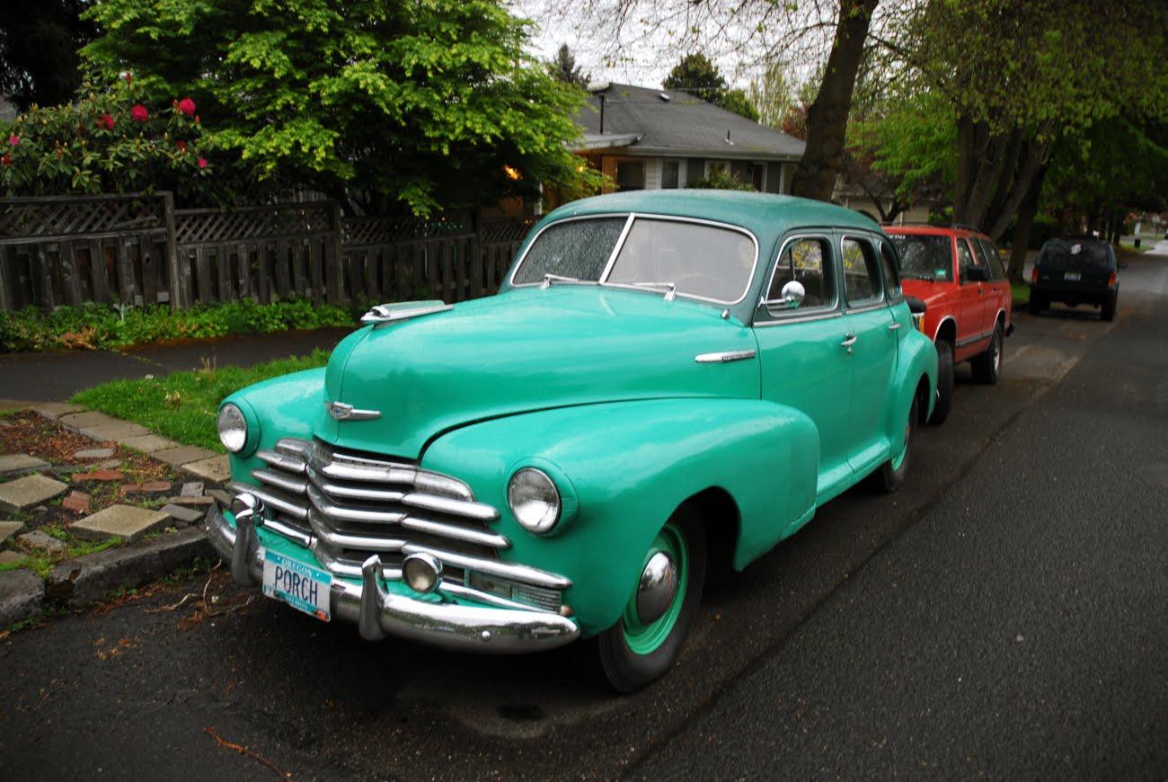 Chevrolet Stylemaster 1947 foto - 1