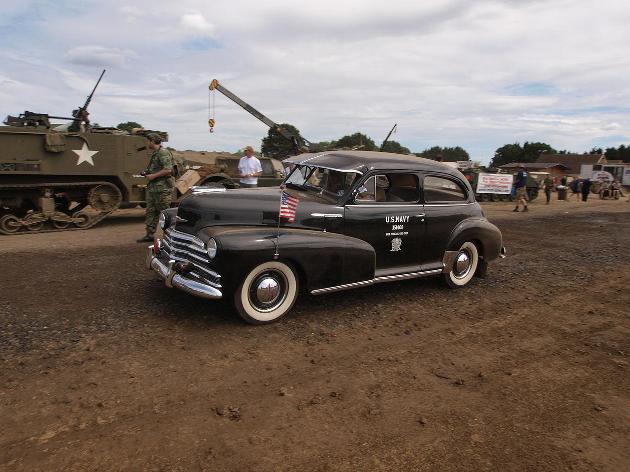 Chevrolet Stylemaster 1947 foto - 2