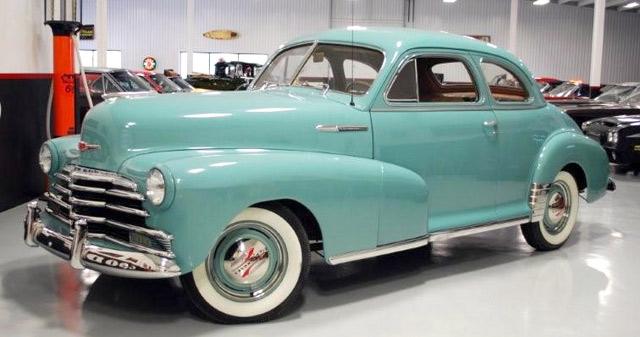 Chevrolet Stylemaster 1947 foto - 4