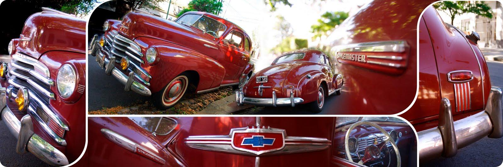 Chevrolet Stylemaster 1947 foto - 5