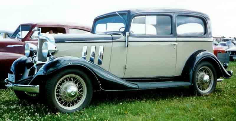 Chevrolet Suburban 1933 foto - 1