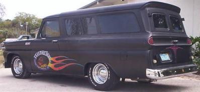 Chevrolet Suburban 1965 foto - 3