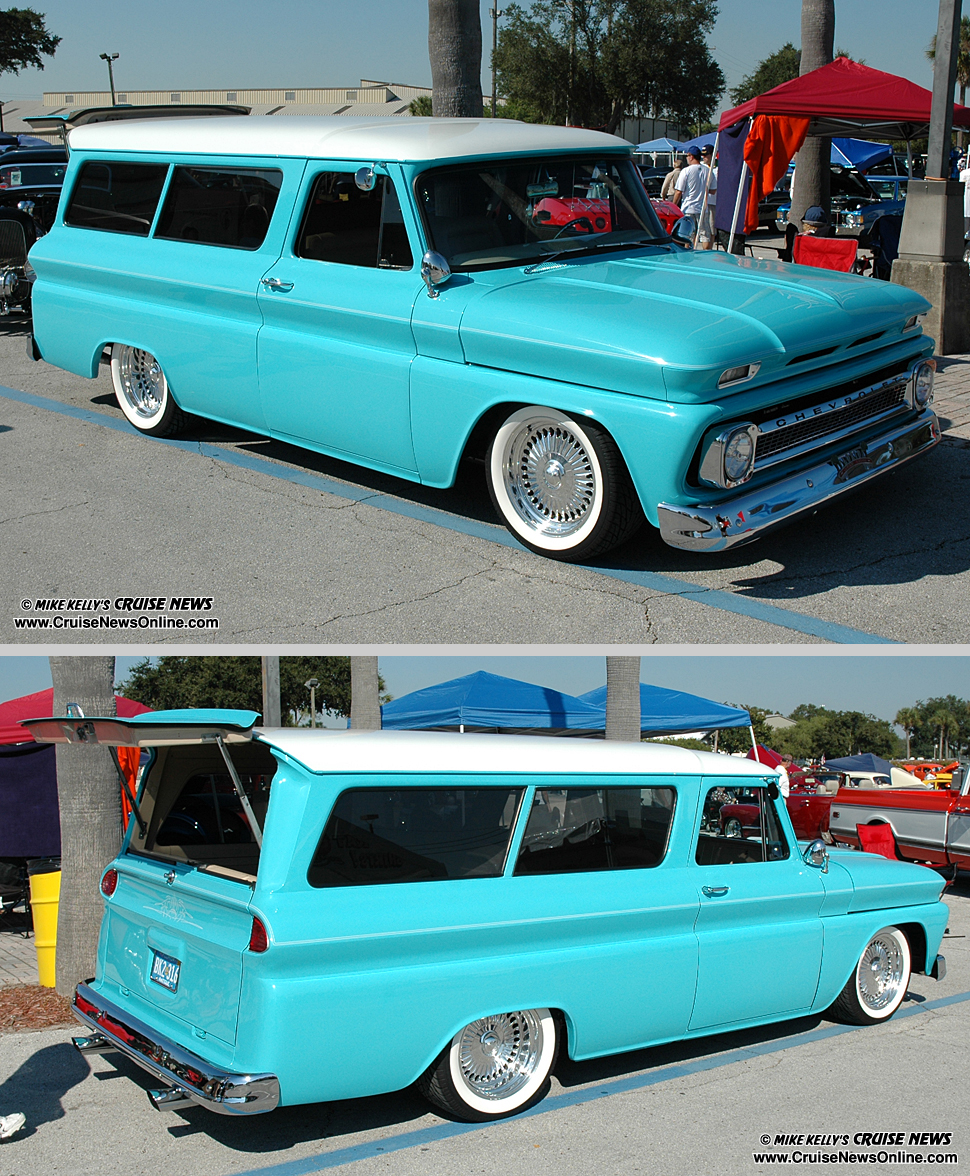 Chevrolet Suburban 1965 foto - 5