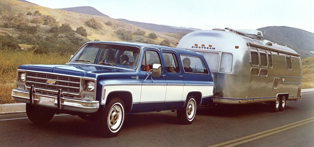 Chevrolet Suburban 1976 foto - 5