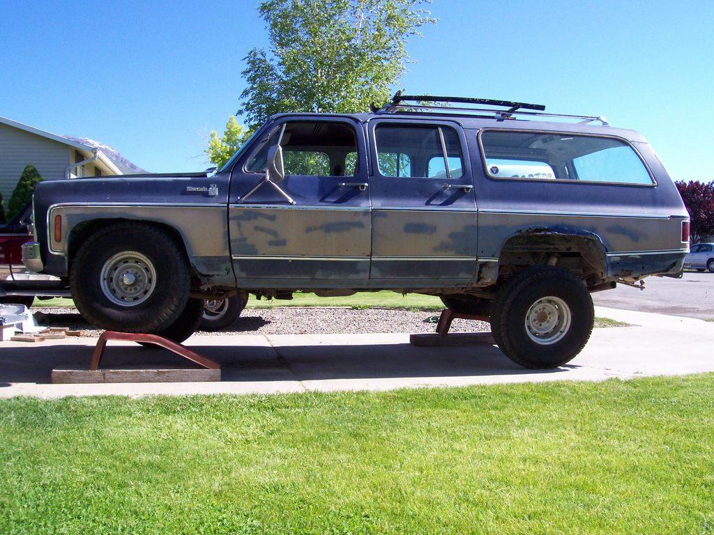 Chevrolet Suburban 1979 foto - 3