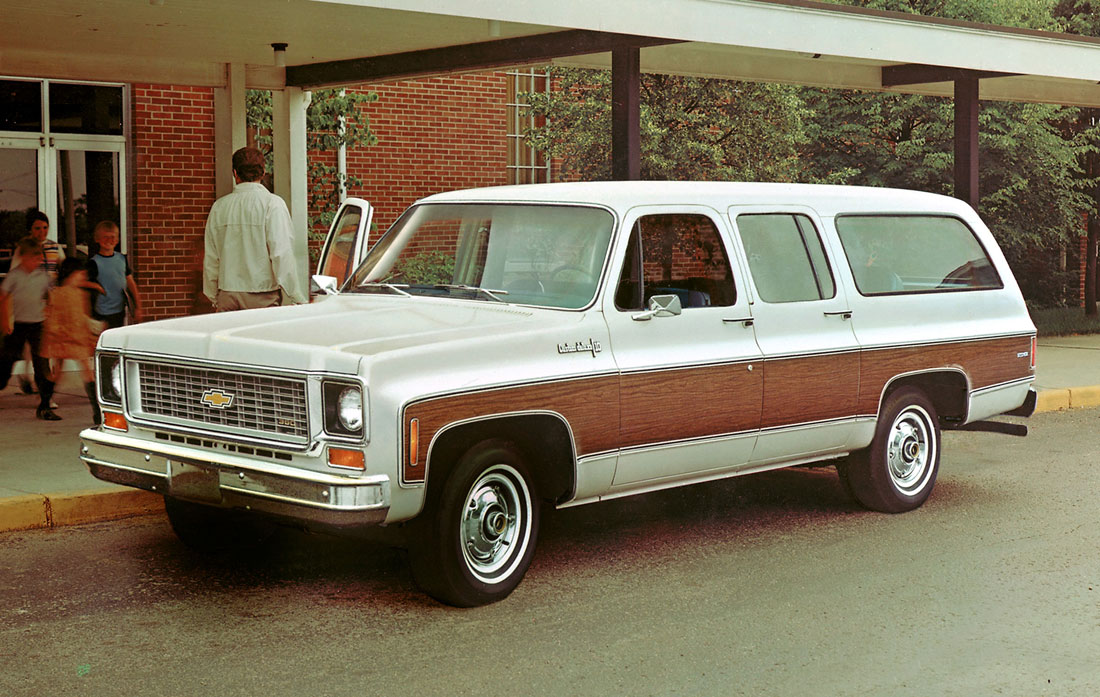 Chevrolet Suburban 1980 foto - 1