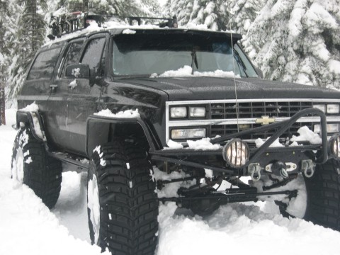 Chevrolet Suburban 1990 foto - 4