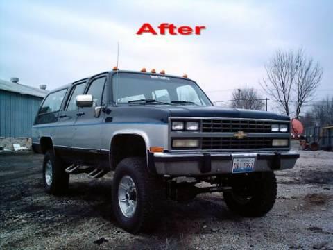 Chevrolet Suburban 1991 foto - 3