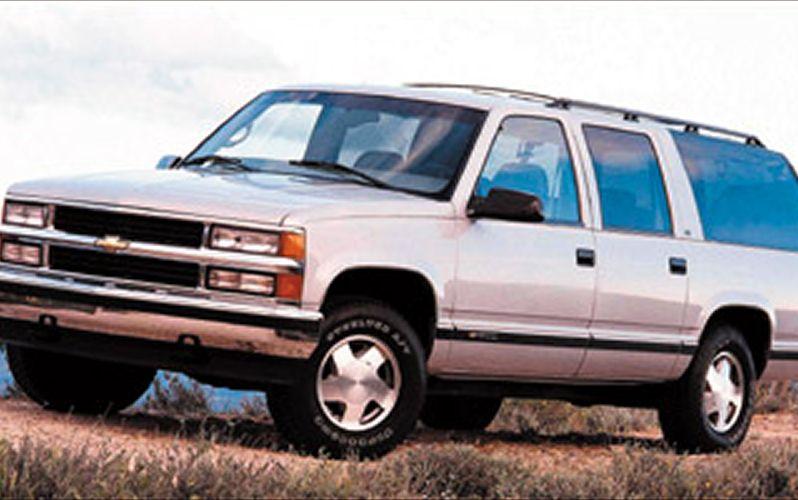 Chevrolet Suburban 1992 foto - 5