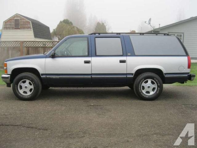 Chevrolet Suburban 1994 foto - 4