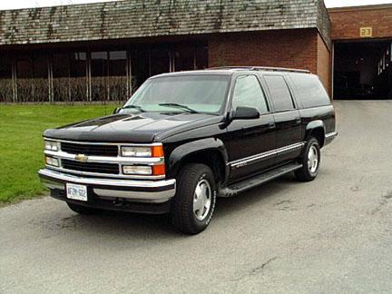 Chevrolet Suburban 1995 foto - 1