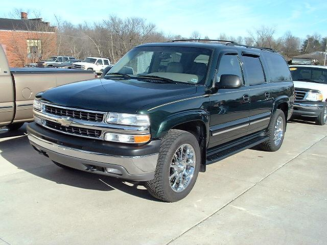 Chevrolet Suburban 1996 foto - 4