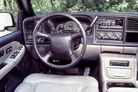 Chevrolet Suburban 2000 foto - 2