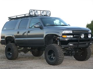 Chevrolet Suburban 2001 foto - 2